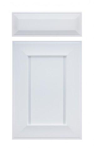 Front mebli kuchennych Nordica biały mat M101 GC7 - WFM KUCHNIE Kraków