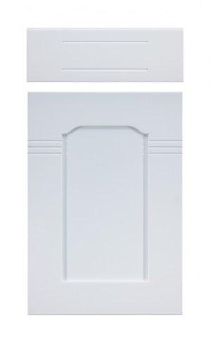 Front mebli kuchennych Veronese biały mat M101 GC6 - WFM KUCHNIE Kraków