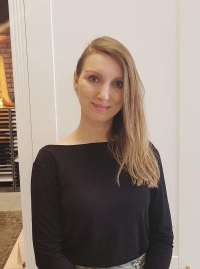 Agnieszka - Projektantka Studia mebli kuchennych, kuchni na wymiar WFM KUCHNIE Kraków