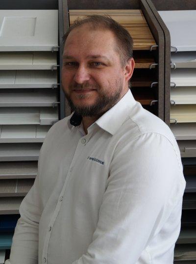 Michał - Projektant Studia mebli kuchennych, kuchni na wymiar WFM KUCHNIE Kraków