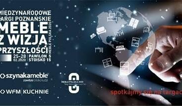 Meble kuchenne z wizją przyszłości - Międzynarodowe Targi Poznańskie Luty 2020 - WFM KUCHNIE Kraków