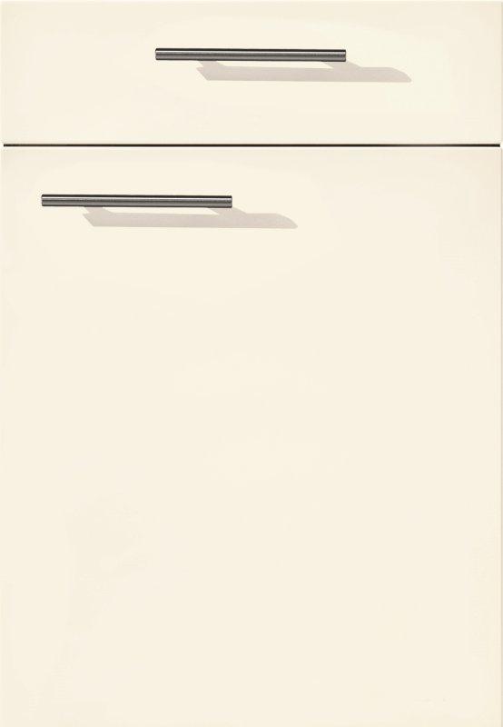 Front mebli kuchennych NOBILIA LUX 814 biały z połyskiem, lakier - Kuchnie na wymiar - FM KUCHNIE Kraków