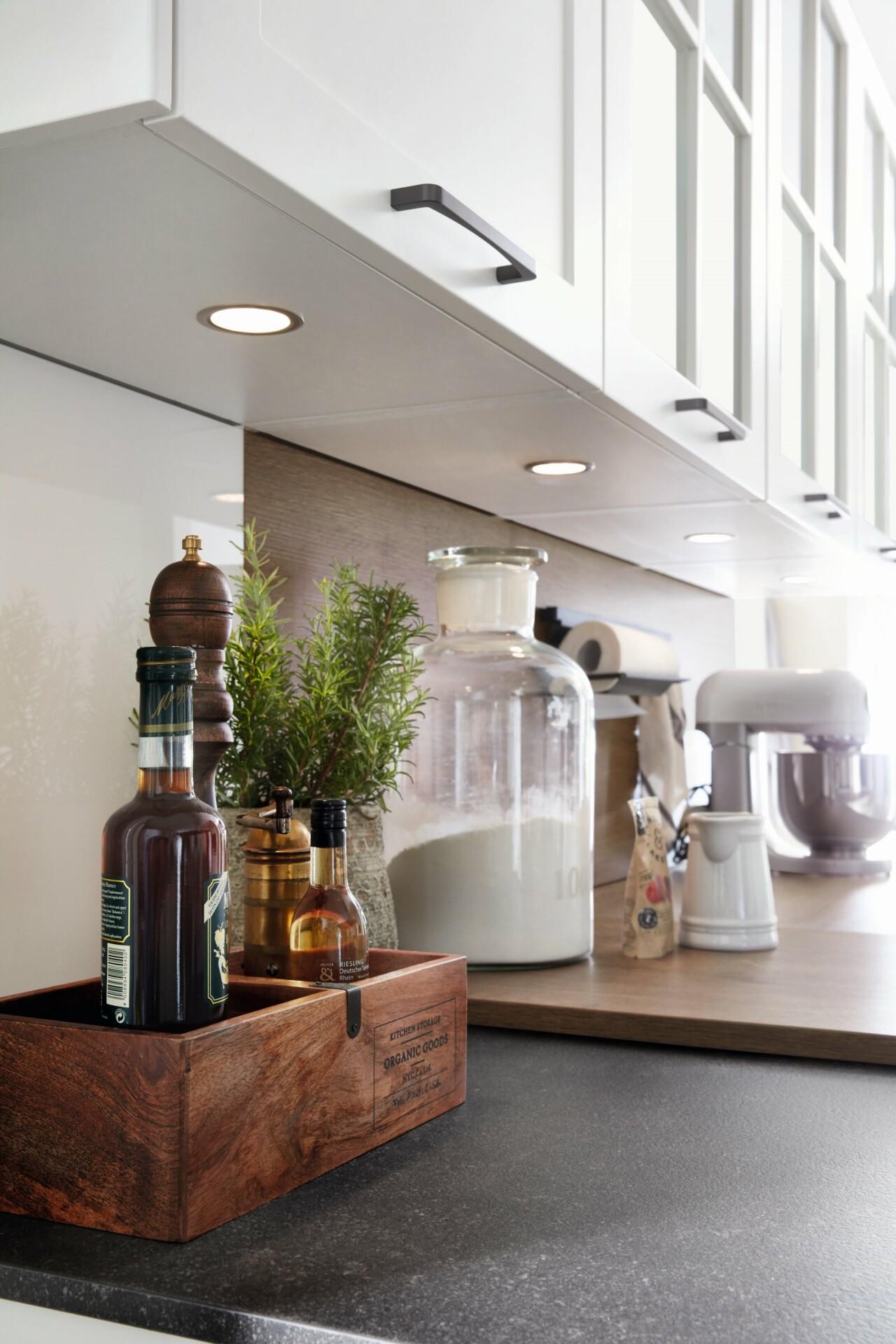Meble kuchenne NOBILIA NORDIC 782 biały matowy, lakier - Nowoczesne meble do otwartej kuchni z wyspą kuchenną połączonej z salonem -8- FM KUCHNIE Kraków