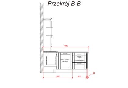 wymiary rocca salon wfm zakopianska 3 Wyprzedaż 10 Meble kuchenne, kuchnie na wymiar - FM KUCHNIE Kraków