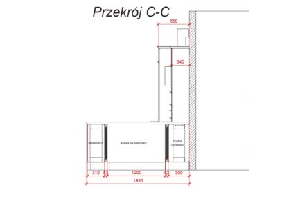wymiary rocca salon wfm zakopianska 4 Wyprzedaż 11 Meble kuchenne, kuchnie na wymiar - FM KUCHNIE Kraków