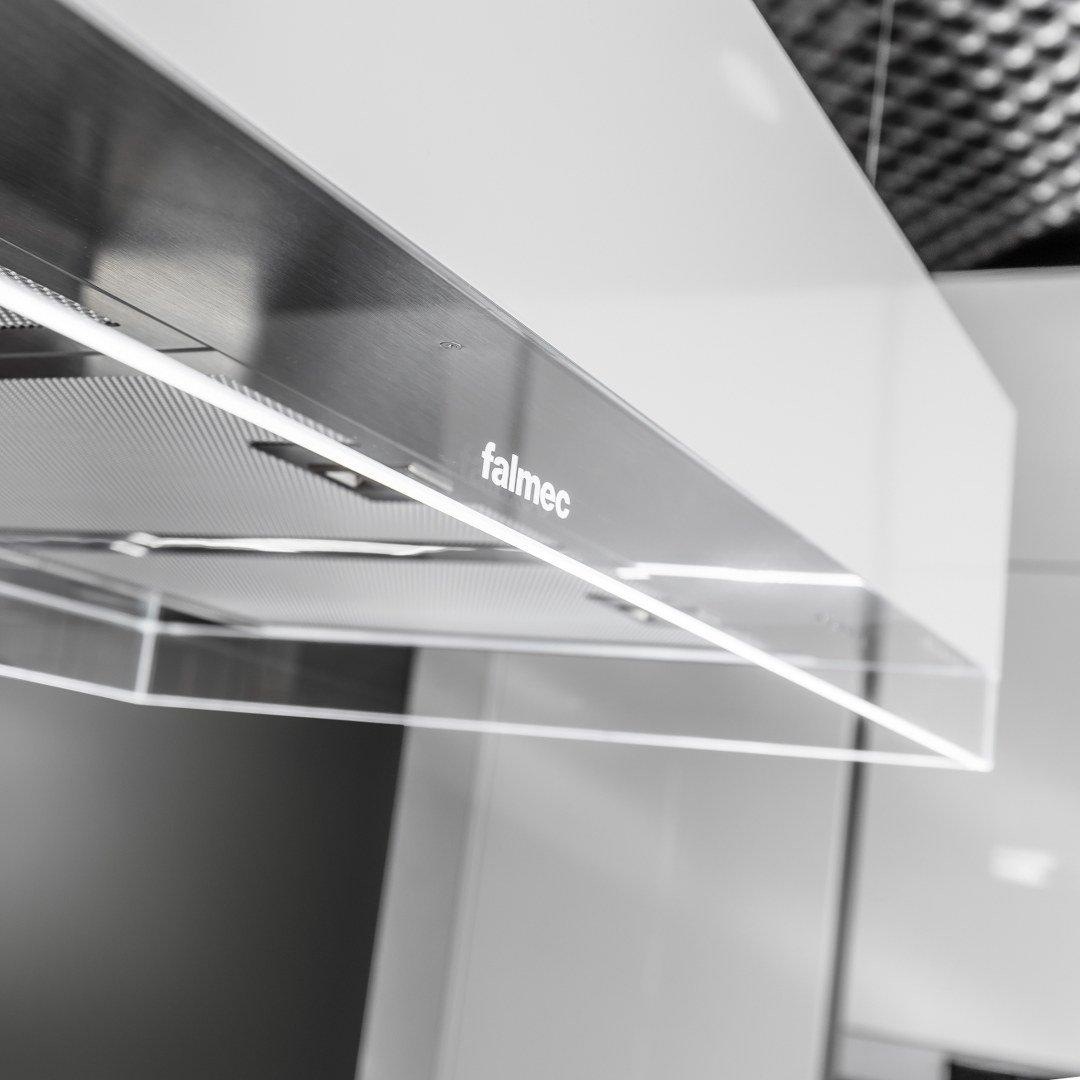 Nowoczesne kuchnie na wymiar ATLAS OKTAWIA biały połysk, lakier - Meble kuchenne na zamówienie Kraków, Małopolska - FM KUCHNIE Kraków