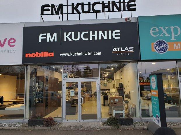 Studio mebli kuchennych, kuchni na wymiar FM KUCHNIE Kraków Zakopiańska 56