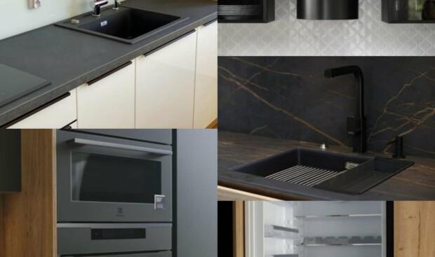 Oferujemy szeroki wybór sprzętu AGD i armatury kuchennej do zabudowy - FM KUCHNIE Kraków