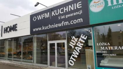 Salon WFM KUCHNIE ul. Zakopiańska 56 - Kuchnie na wymiar, meble kuchenne Kraków - WFM KUCHNIE Kraków