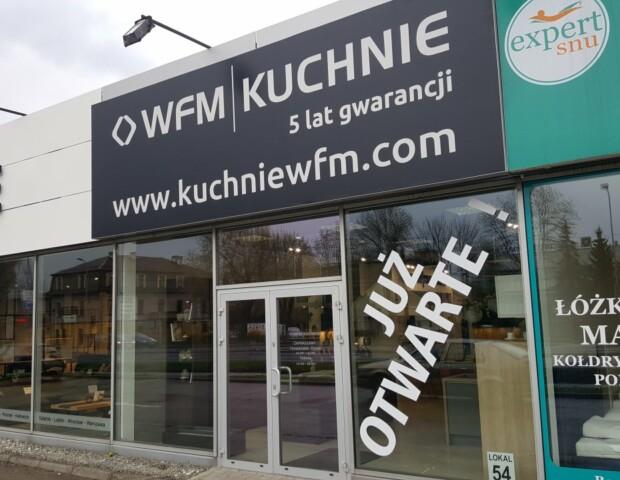 Kuchnie na wymiar, meble kuchenne Kraków - Salon WFM KUCHNIE ul. Zakopiańska 56 - WFM KUCHNIE Kraków