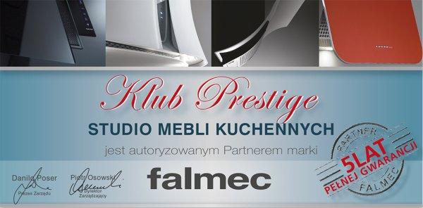 Falmec - Klub Prestige - Meble kuchenne na wymiar Kraków - FM KUCHNIE Kraków