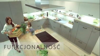 Kuchnie na wymiar - Funkcjonalność - meble kuchenne Kraków | WFM Kuchnie Kraków