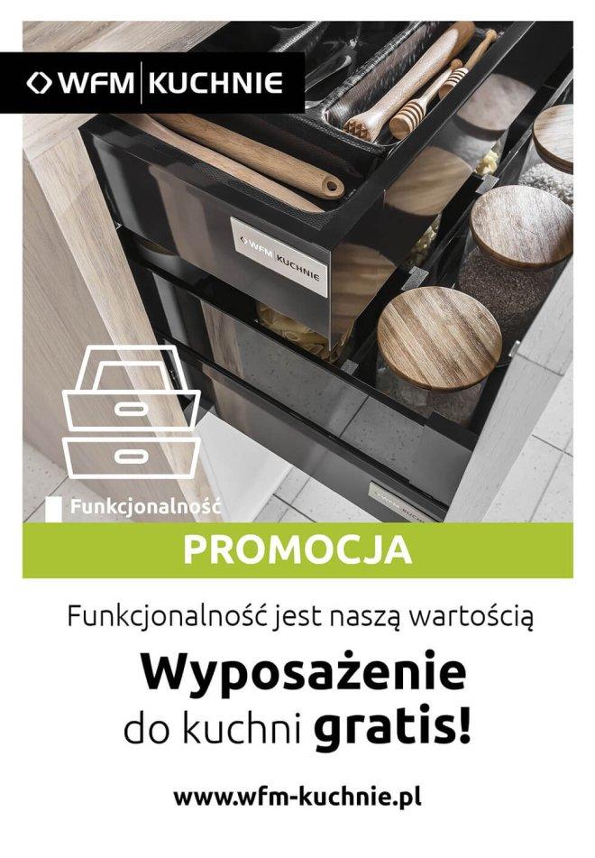 Wyposażenie Do Kuchni Gratis Promocja Kuchnie Na Wymiar